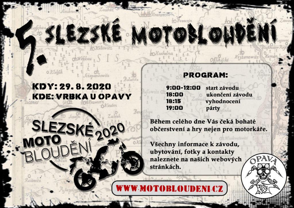 Slezské Motobloudění 2020